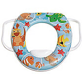 Dreambaby Potty Seat with Handles - Animal