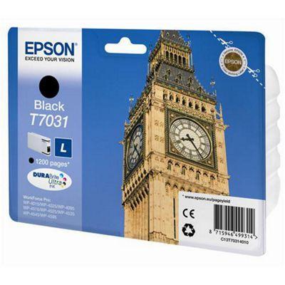 Epson T7031L printer ink cartridge - Black