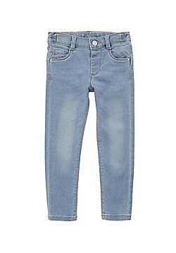F&F Slim Fit Jeans - Light wash