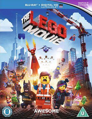 The Lego Movie (Blu-ray)