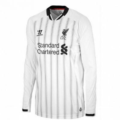 2013-14 Liverpool Home LS Goalkeeper Shirt (Kids)