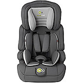 KinderKraft Comfort Up Car Seat 1-2-3 - Grey