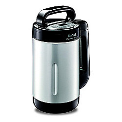 Tefal-BL542840 My Daily Soup Maker with 1.2L Jug in Stainless Steel and Black