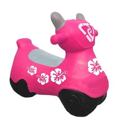 Happy Hopperz Pink Bike