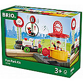 Brio 33740 Fun Park Kit Set
