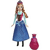 Disney Frozen Royal Colour Anna Doll