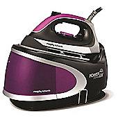 Morphy Richards Steam Generator - Purple