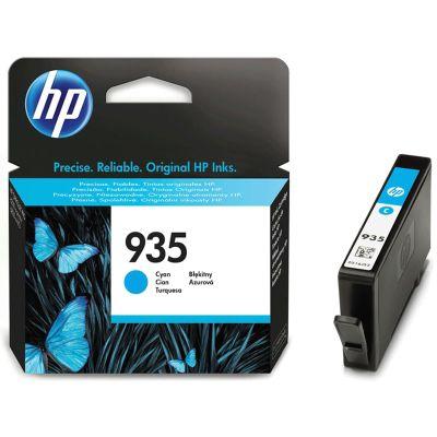HP 935 (Yield 400 Pages) Cyan Original Ink Cartridge