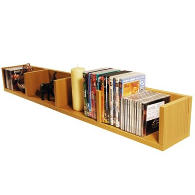 Techstyle Virgil Long Shelf - Beech