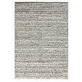 Tribal Swell Grey Rug 120x170cm