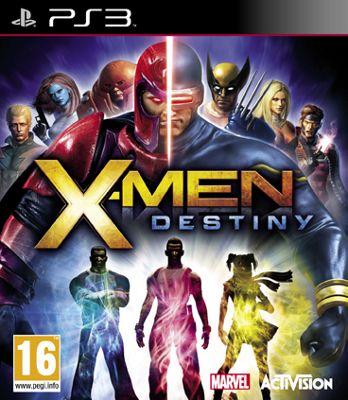 Xmen: Destiny