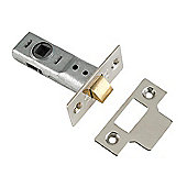 Yale Locks PM888ZP30 YALE PM888 MORTICE LATCH 3IN ZINC PLATE