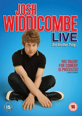 Josh Widdicombe Live: And Another Thing (DVD)