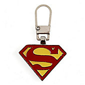 Groves DC Comics Superman Zipper Pull