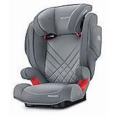 Recaro Monza Nova 2 Car Seat - Aluminium Grey