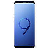 Tesco Mobile Samsung S9+ Blue