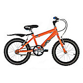 "Sunbeam by Raleigh MX16 16"" Wheel Bike Orange"