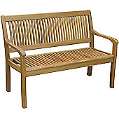 FSC 1 Windsor 2 Seater Garden Bench