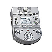 Zoom A3 Multi Effects Acoustic Guitar Pedal