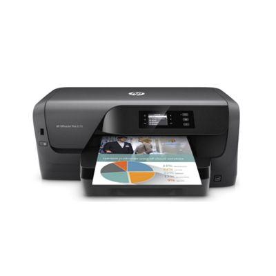 HP Officejet Pro 8210 Wireless Inkjet Network Colour Duplex Printer