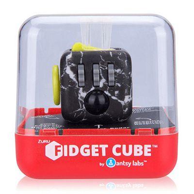 Fidget Cube Series 2 - Black