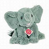 Teddy Hermann Elephant Sitting 22cm Soft Toy