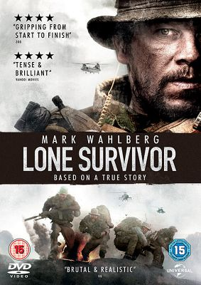 Lone Survivor (DVD & UV)