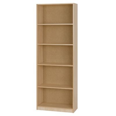 Alto Furniture Elemental Woodgrain Small Bookcase