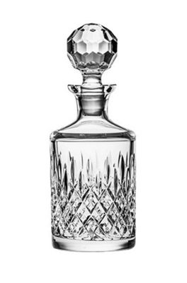 London Connoisseur Crystal Whisky Decanter from Royal Scot Crystal