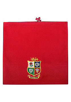 Canterbury British & Irish Lions Rugby Fleece Cowl - 2017 - Red