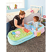 Peppa Pig and George Ready Bed