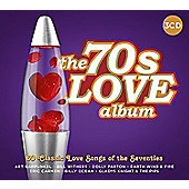 Various Artists - The 70s Love Album (3CD)