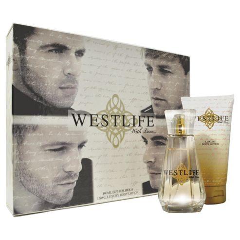 Westlife EDT 2 piece Gift set