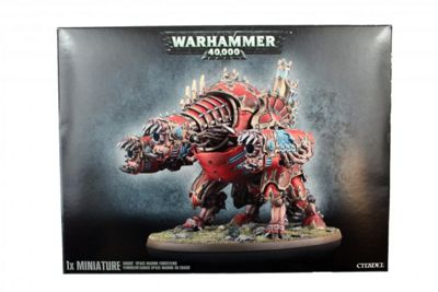 Warhammer Chaos Space Marine Forgefiend / Maulerfiend Model Kit