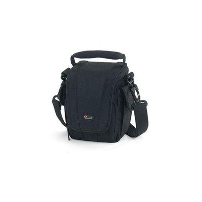 Lowepro Edit 100 Shoulder Bag For Digital Camcorders - Black