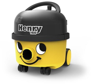 Numatic HVR160-A-Y, Henry Vacuum Cleaner - Yellow
