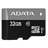 ADATA Premier microSDHC UHS-I U1 Class10 32GB Class 10 memory