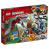 LEGO Jurassic World Juniors Pteranodon Escape 10756