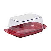 Rosti Mepal Butter Dish Box in Luna Red 106093575900