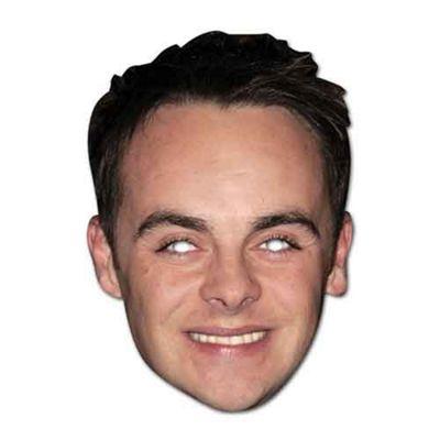 Celebrity Masks - Ant Mc Partlin