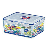 Lock and Lock 5.5L Rectangular Container with Freshness Tray