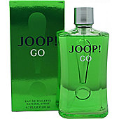 Joop! Go Eau de Toilette (EDT) 200ml Spray For Men