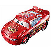 Disney Pixar Cars Transforming Playset Lightning Mcqueen