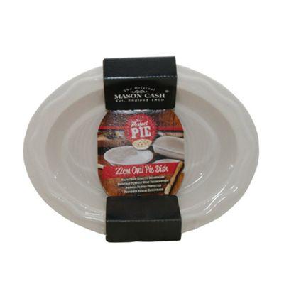 Mason Cash Perfect Pie Oval Dish, 22cm