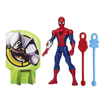 Marvel Ultimate Spider-Man Web Warriors - Spider-Man Figure