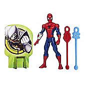 Marvel Ultimate Spider-Man Web Warriors - Spider-Man Figure