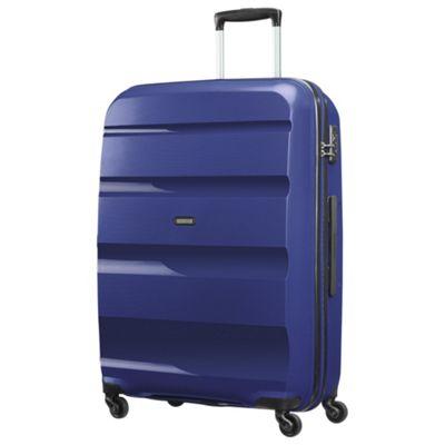 American Tourister Bon Air Large 4 Wheel Navy Suitcase
