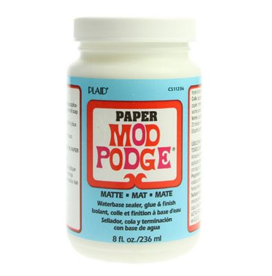 Mod Podge Paper - Matt 236ml