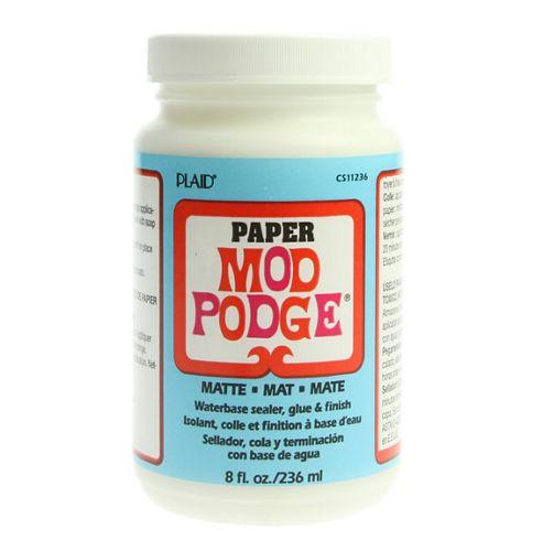 Mod Podge Paper - Matt 236ml