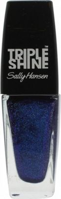 Sally Hansen Triple Shine Nail Polish 9ml - 380 Wavy Blue
